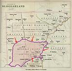 Map of  Bloggahland